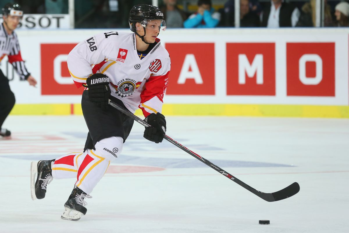 Kristian Nakyva will be playing his first season in North America next season, likely for Milwaukee.