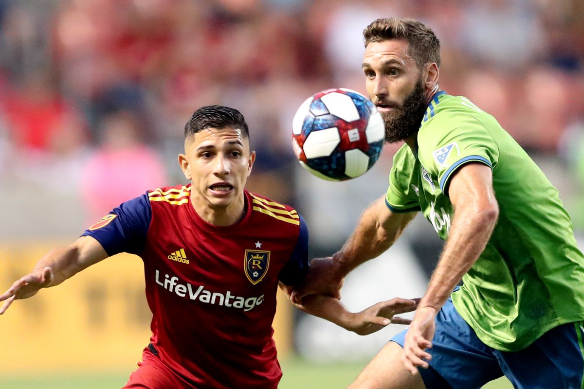 Underdog Real Salt Lake needs rare result in Seattle to continue playoff push