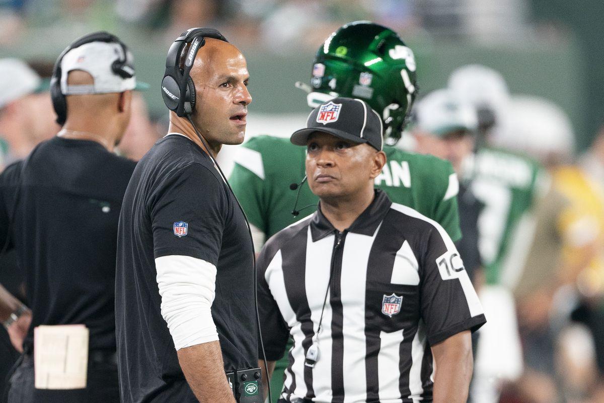 NFL: AUG 27 Preseason - Eagles at Jets