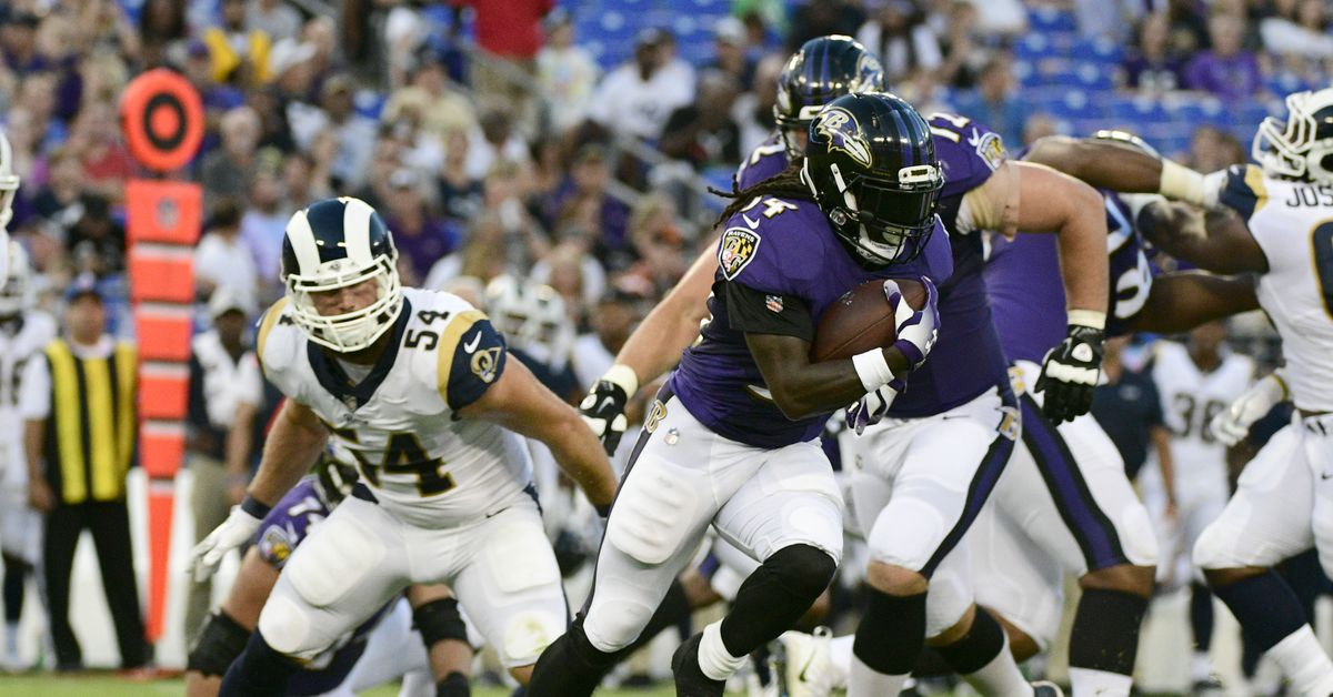 Ravens News 8/14: Offensive engine, practice report and more