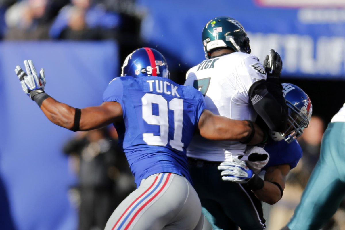 The Giants didn't get their money's worth on defense in 2012