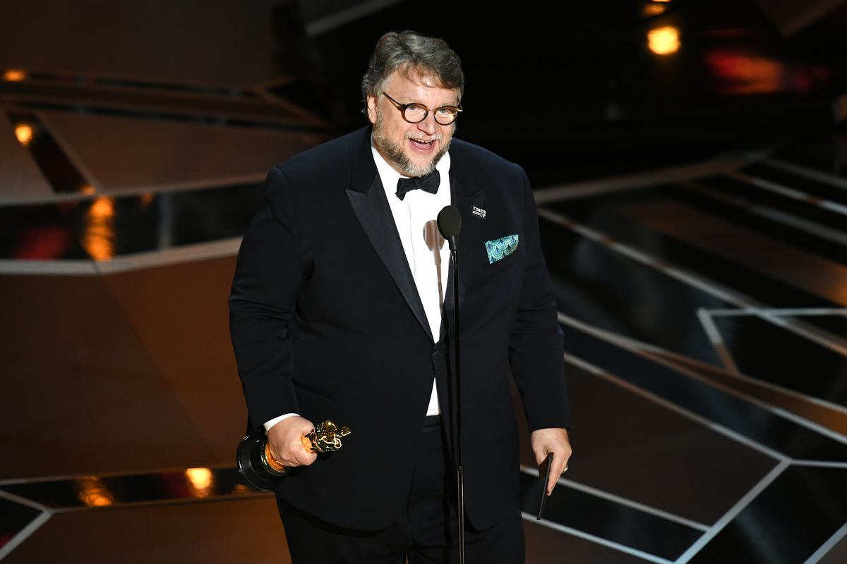 oscars 2018 guillermo del toro�s the shape of water wins