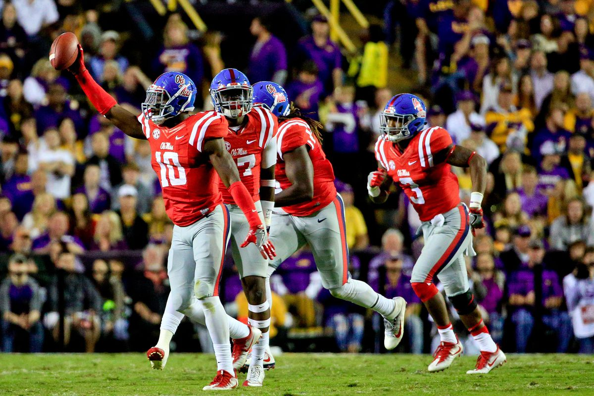 Ole Miss Usually Overachieves In Lsu S Intimidating Death