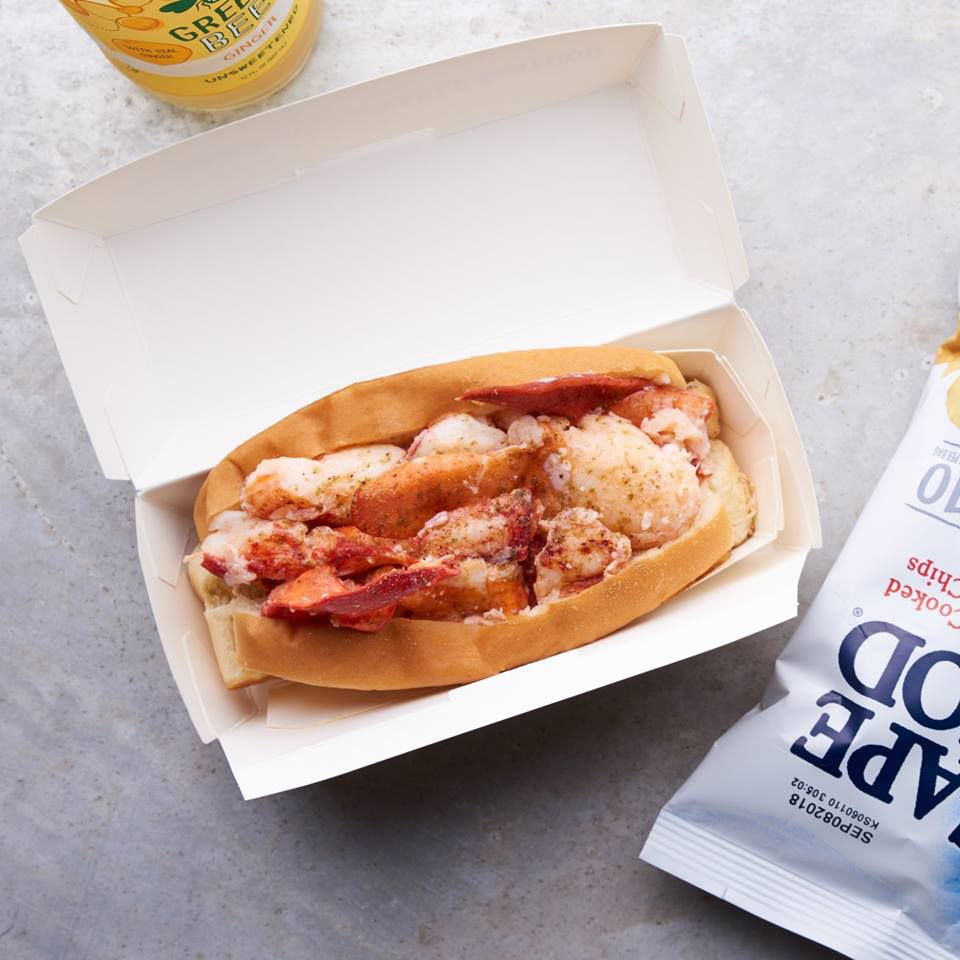 Inside Luke's Lobster SF, The First West Coast Shack From