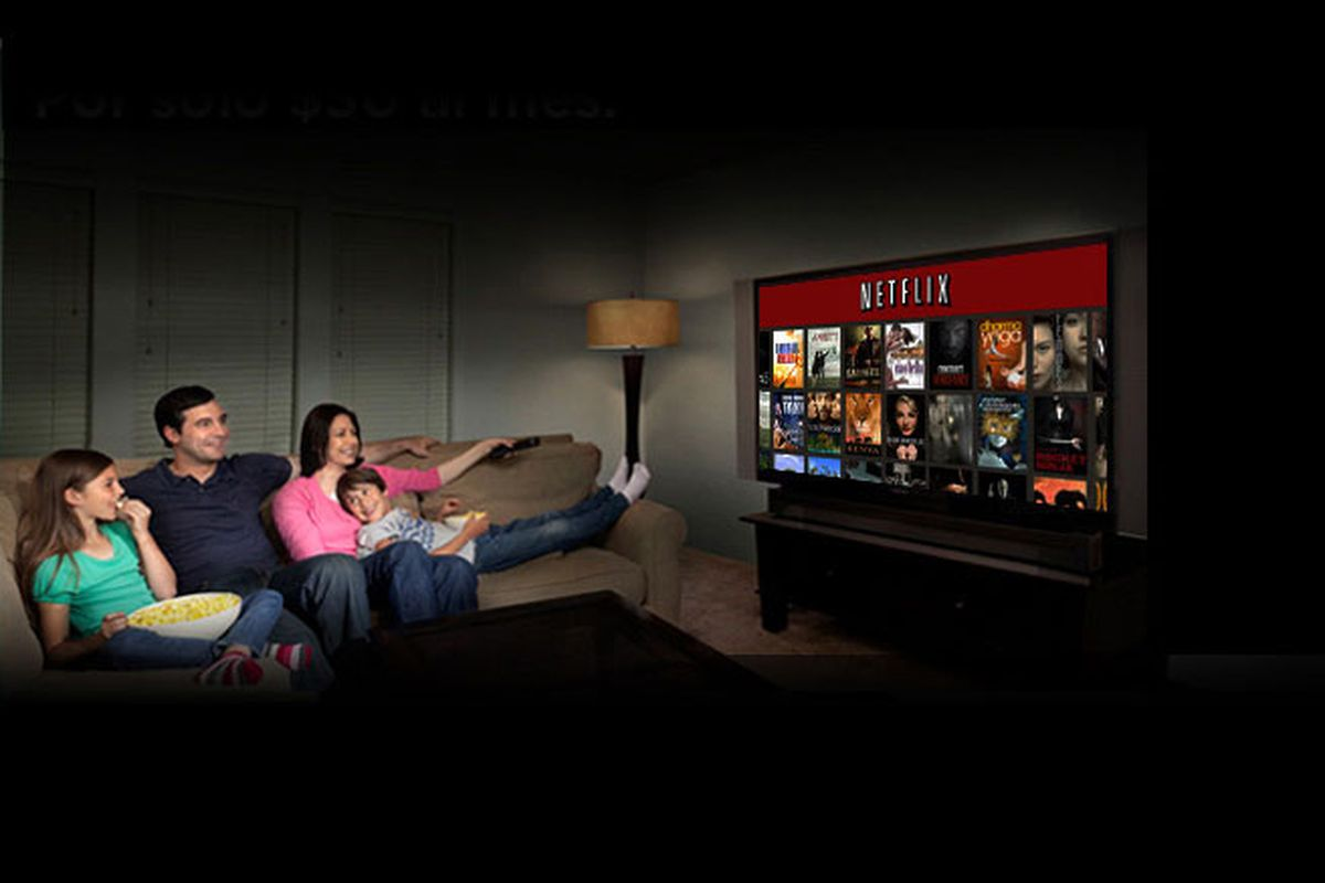 Netflix launches in UK and Ireland with one month's free trial