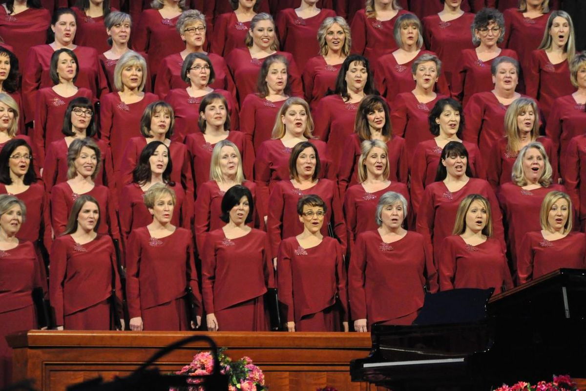 The Mormon Tabernacle Choir and Orchestra at Temple Square will perform a new original composition by Mack Wilberg for its Easter concert.
