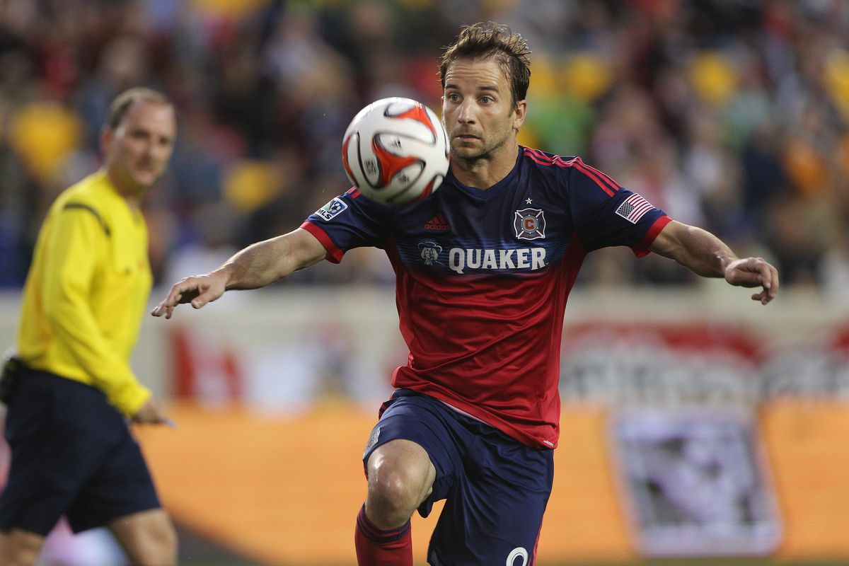Soccer - MLS - New York Red Bulls vs. Chicago Fire