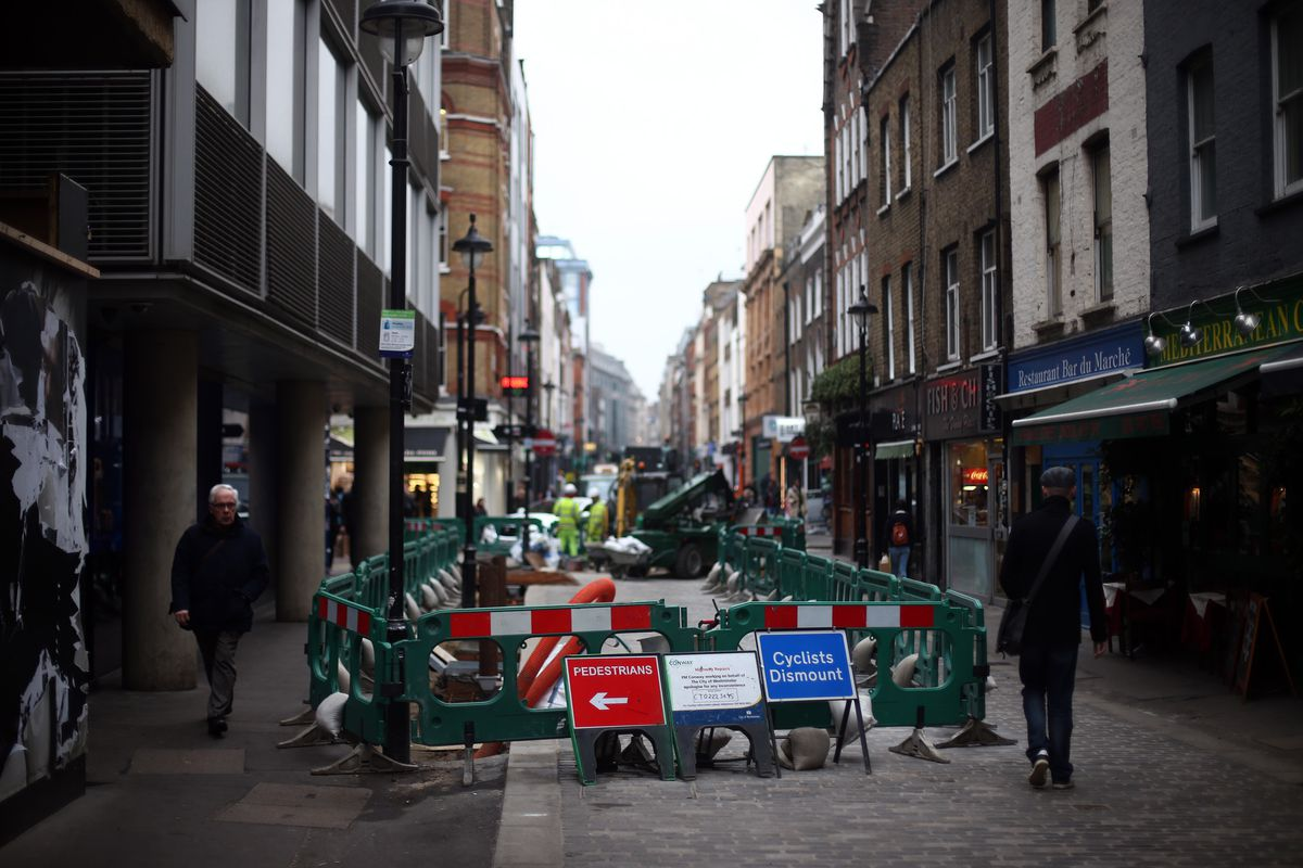 London's Soho Under Threat From Developers