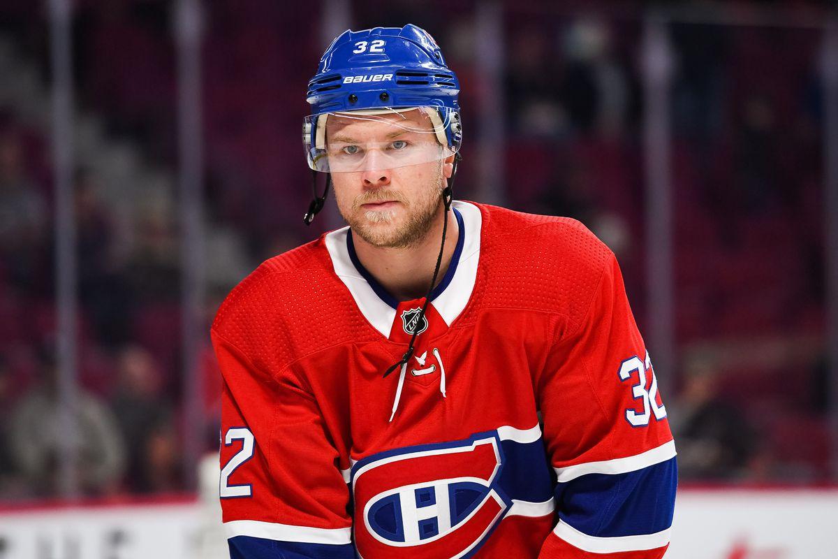 NHL: NOV 16 Devils at Canadiens