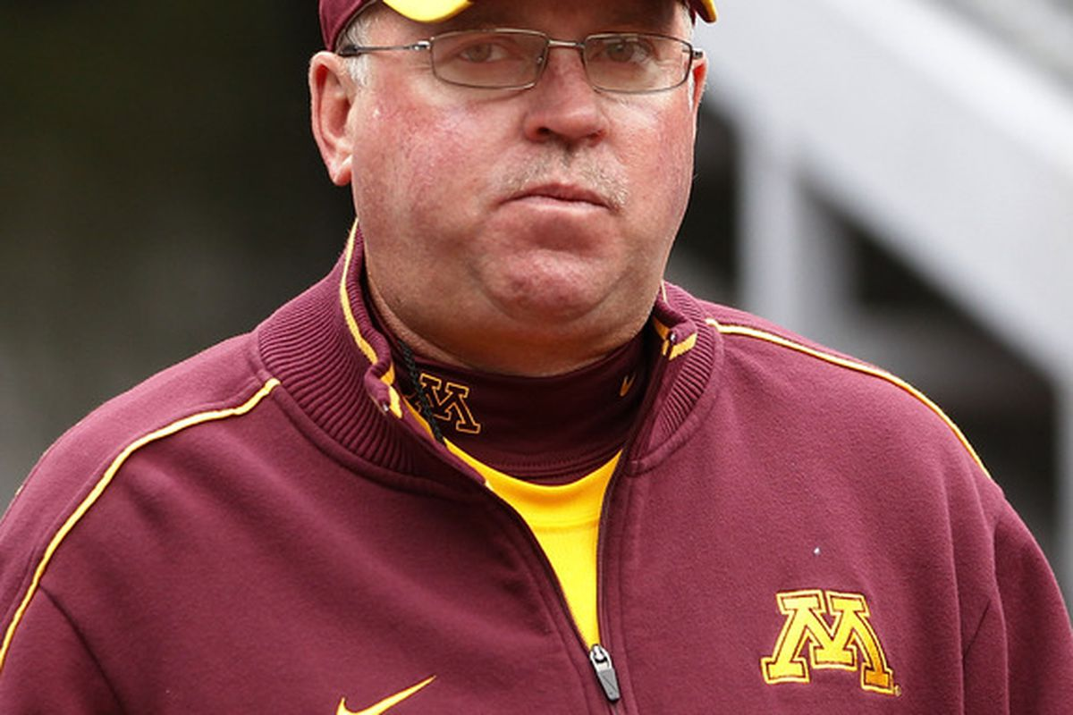 How does Minneapolis resist the electric sex of Jerry Kill? (Photo by Leon Halip/Getty Images)