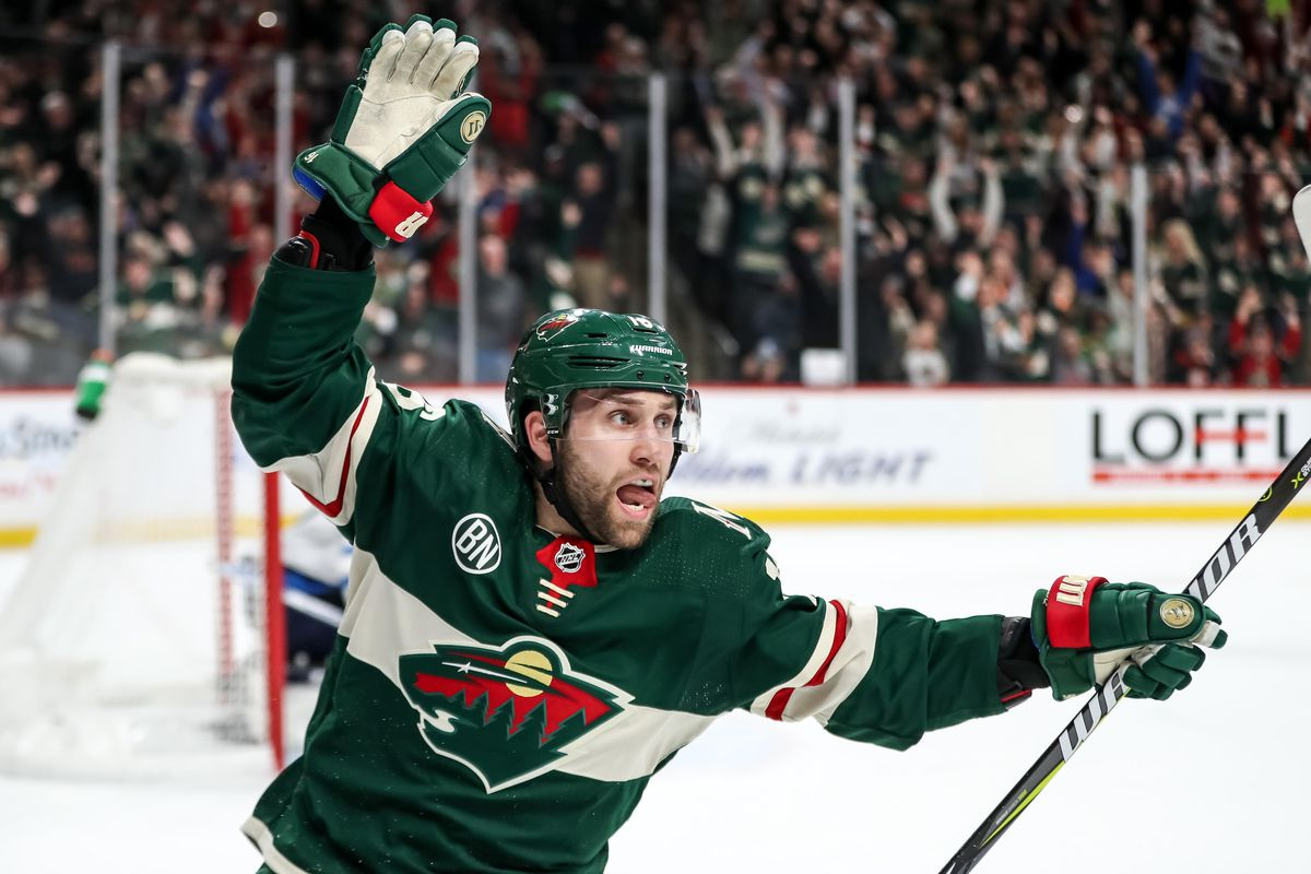 Wilderness Walk Jason Zucker Is The Greatest Human Possibly Ever