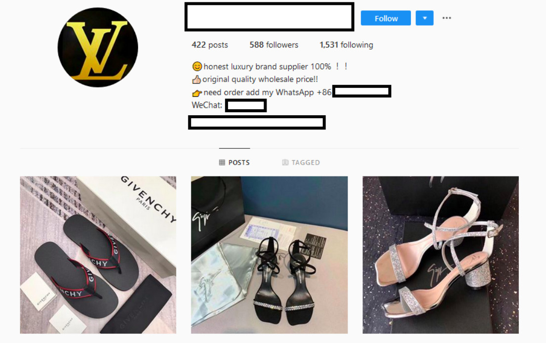 341133191 Instagram is flooded with fake Louis Vuitton, Gucci, and Chanel - Vox