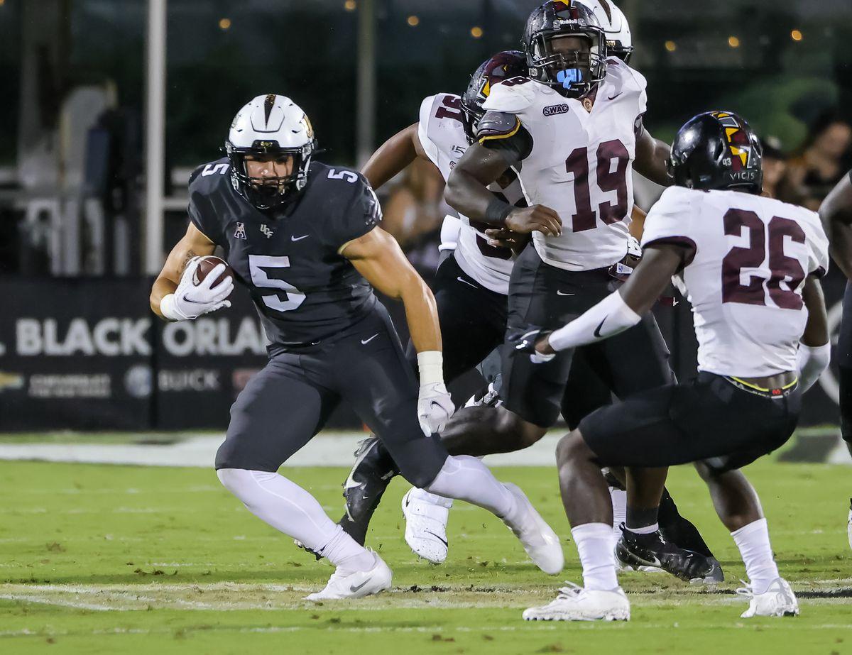 NCAA Football: Bethune Cookman at Central Florida