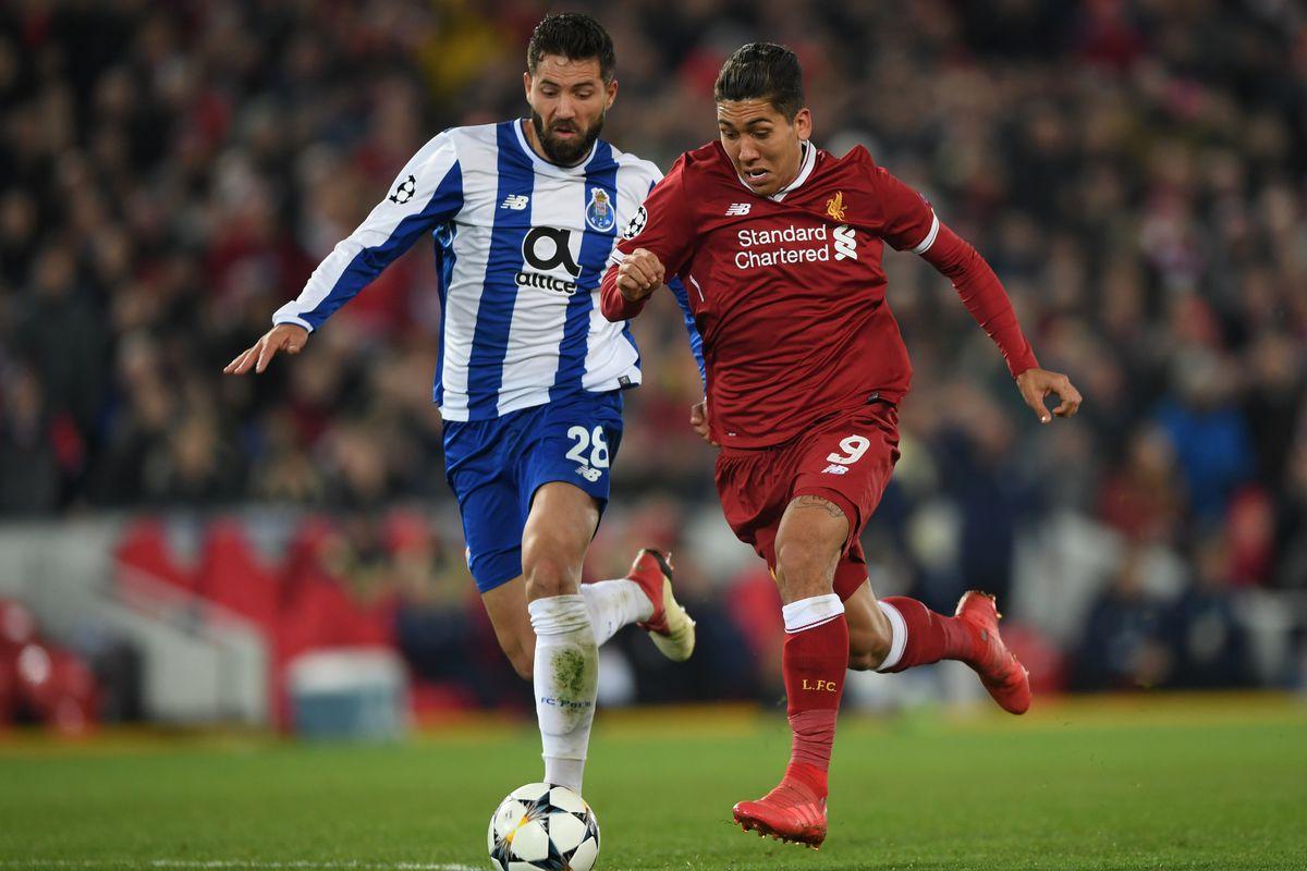 Champions League Coverage Liverpool Vs Porto The