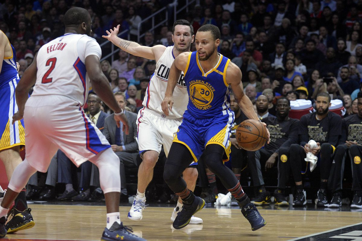 f91797c86 NBA scores 2017  The Clippers can challenge the Warriors