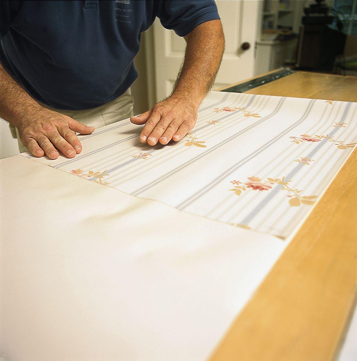 Prepping Wallpaper