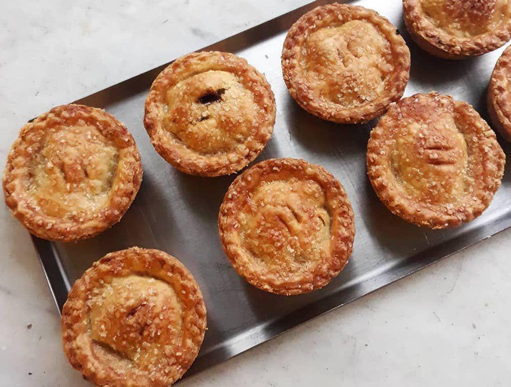 Best mince pies in London: Esters