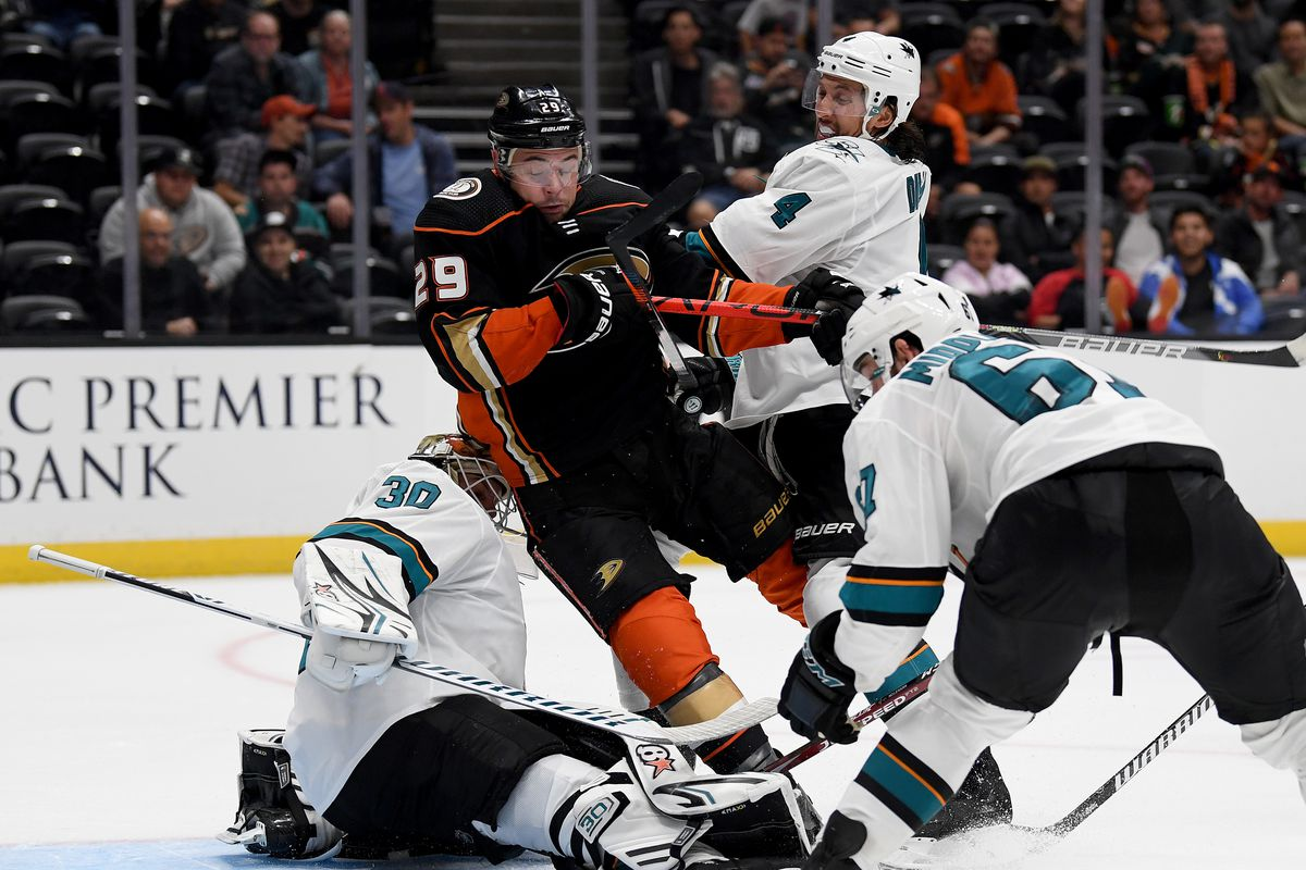 Anaheim Ducks vs San Jose Sharks GAMETHREAD: North to South