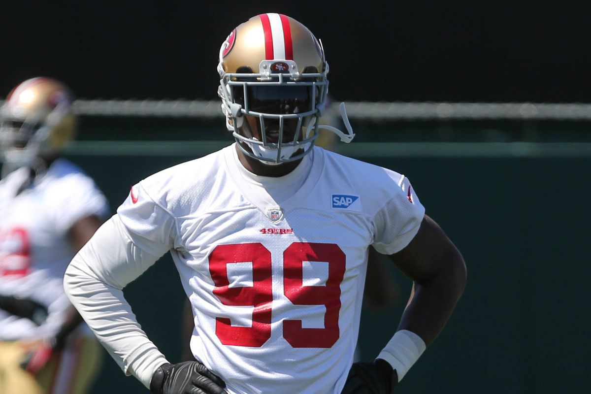 Golden nuggets next up is training camp niners nation kelley l cox usa today sports publicscrutiny Images