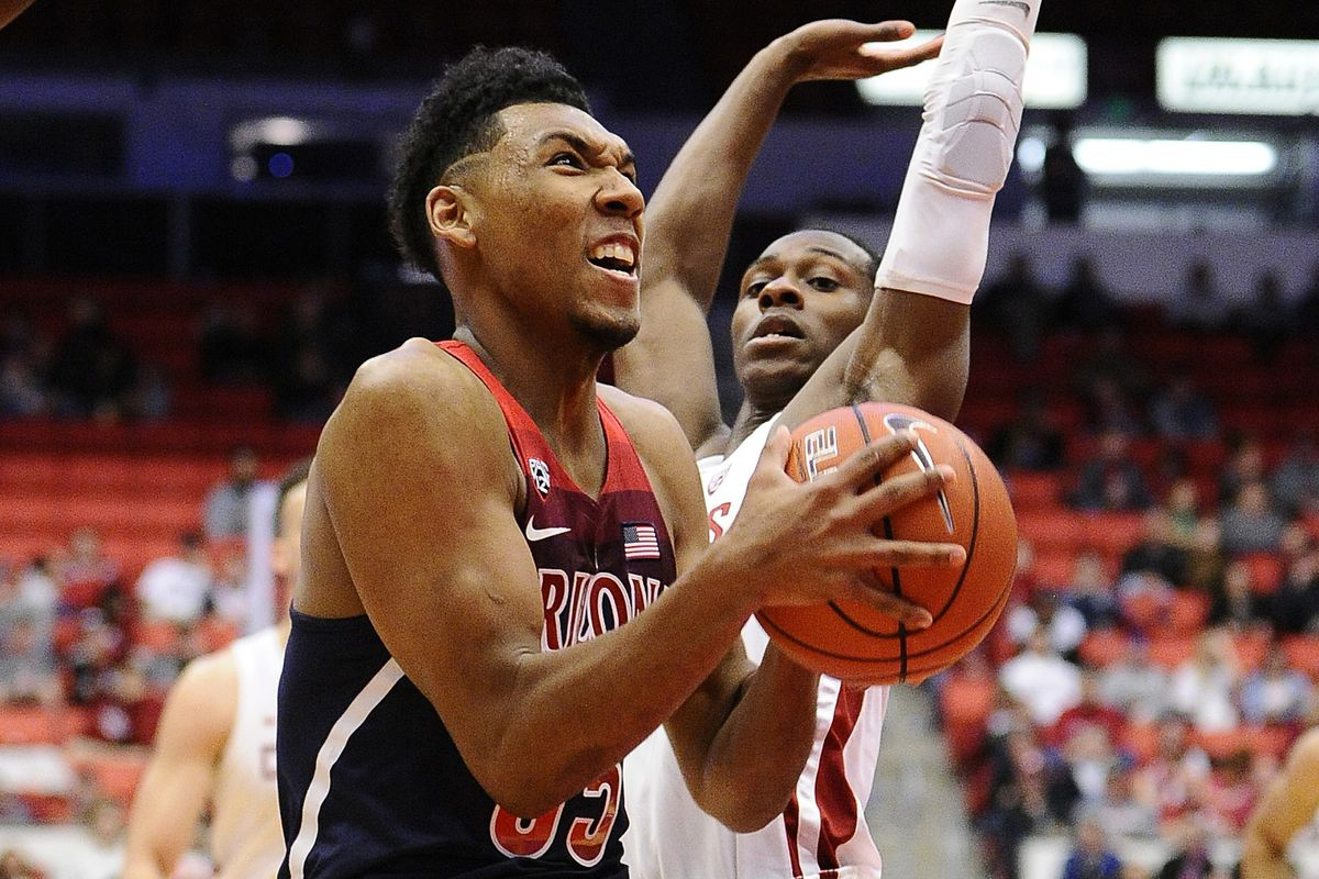 NCAA Basketball: Arizona at Washington State