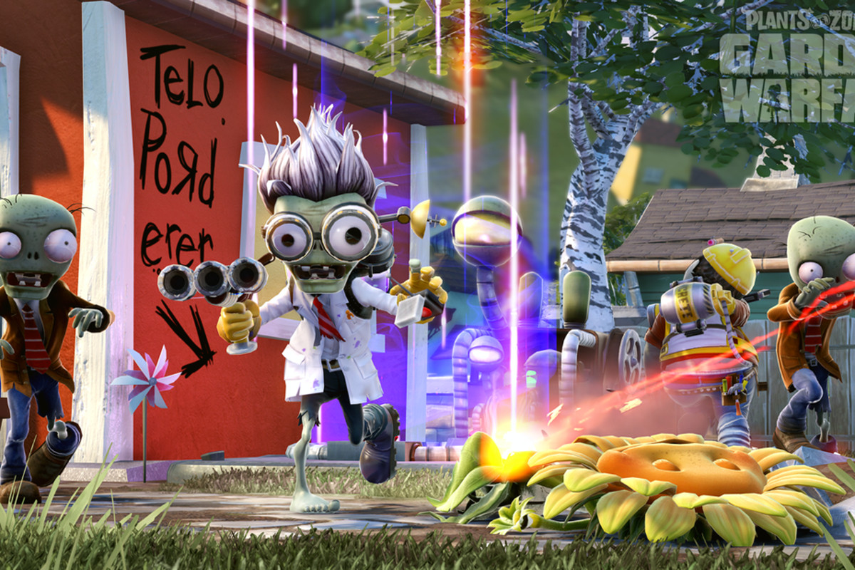 while plants vs zombies garden warfare is currently confirmed only for the pc xbox 360 and xbox one it sounds like theres a very good chance it will be - Plants Vs Zombies Garden Warfare Xbox 360