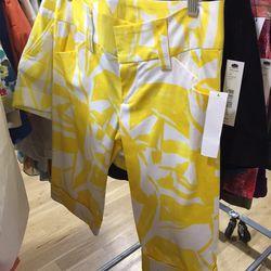 Sample shorts, $49