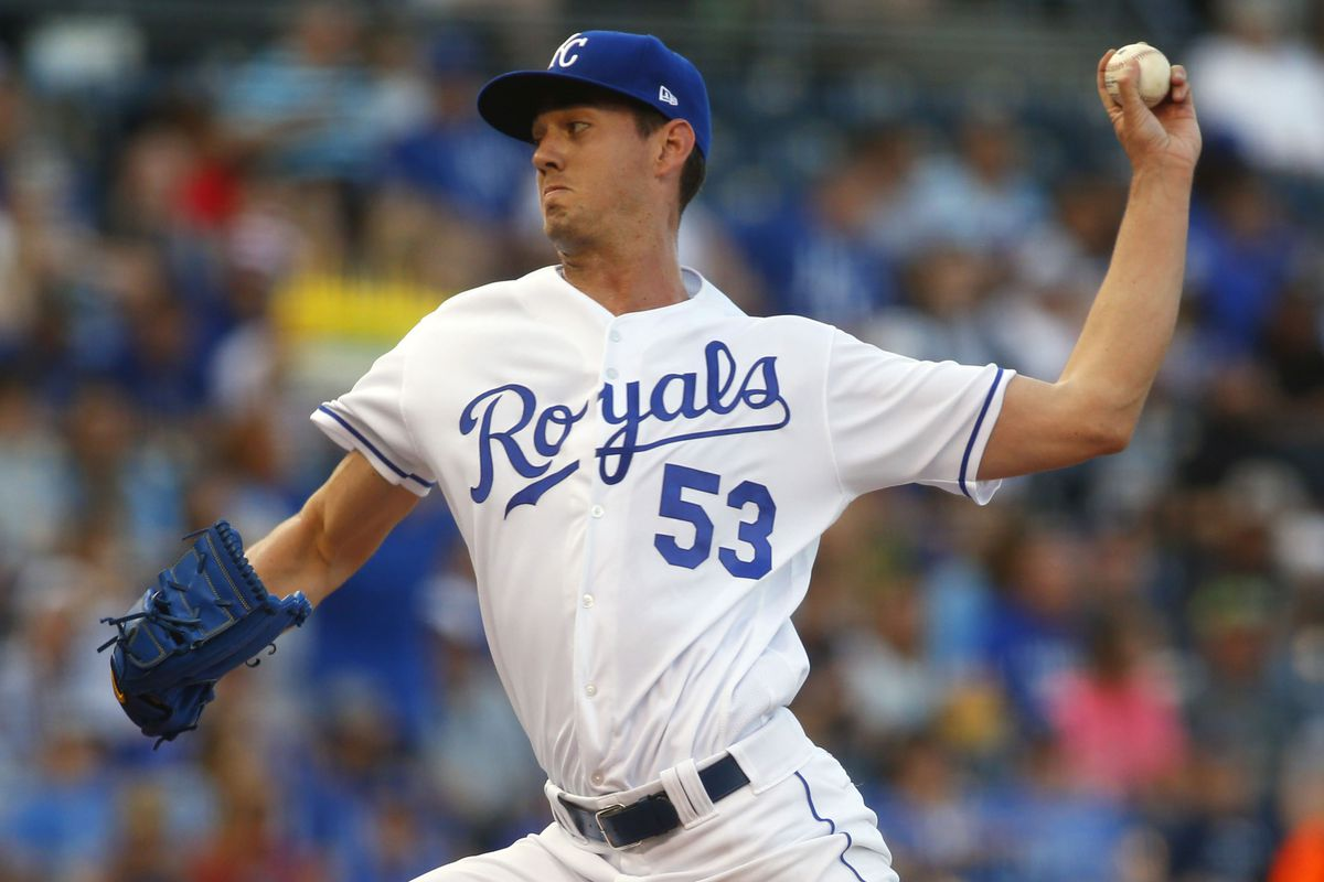 Eric Skoglund is the definition of lanky.