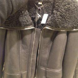 Burberry jacket, $1,049.50