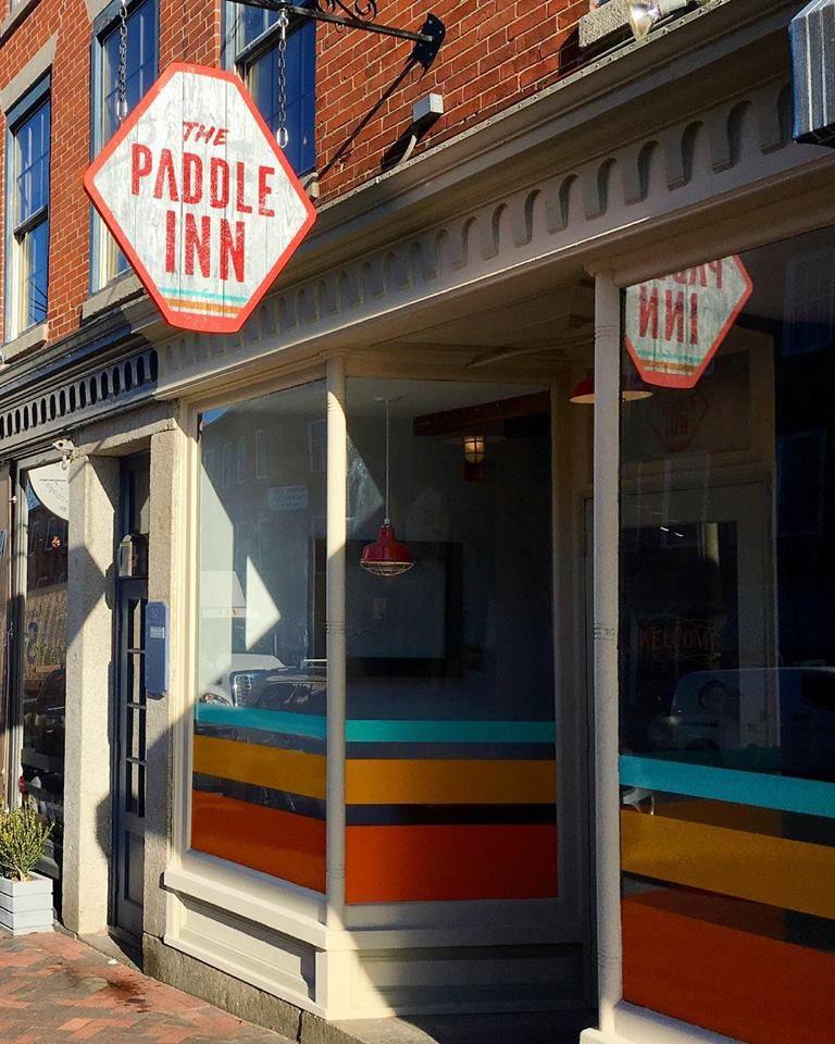 Paddle Inn Newburyport