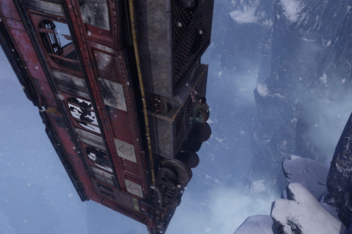 Train Wrecked Treasure Locations Uncharted 2 Among Thieves