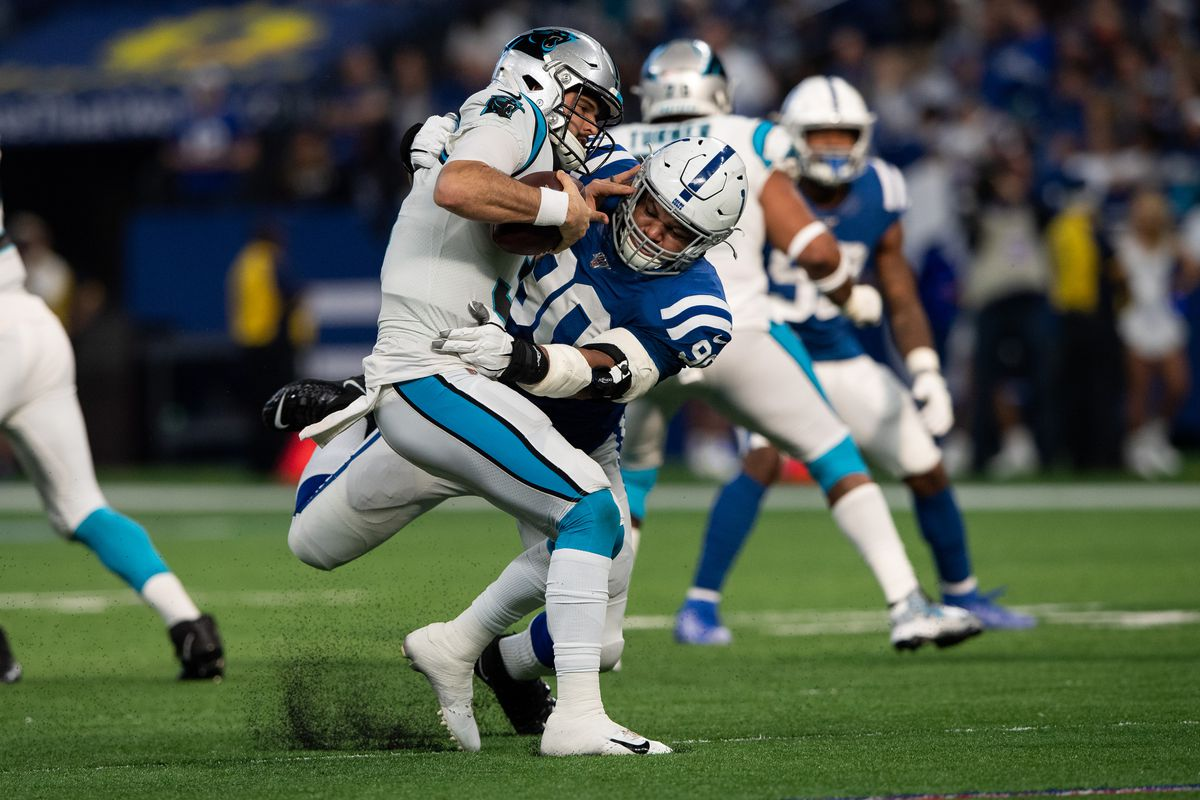 NFL: DEC 22 Panthers at Colts