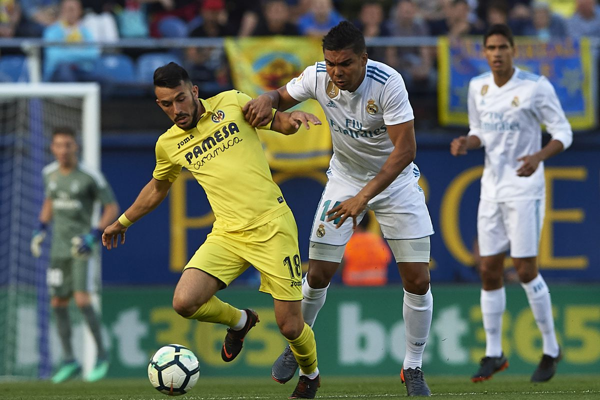 Villarreal Real Madrid A Tale Of Two Halves Villarreal USA