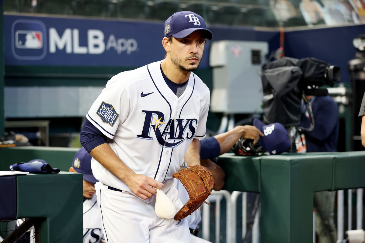 the rays tried to save a few million and lost charlie morton in the process draysbay lost charlie morton