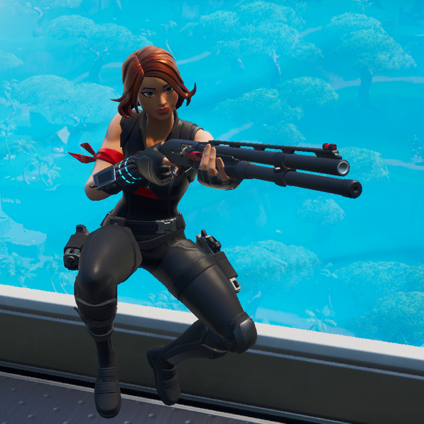 Fortnite's Pump Shotgun replacement doesn't quite fill the void