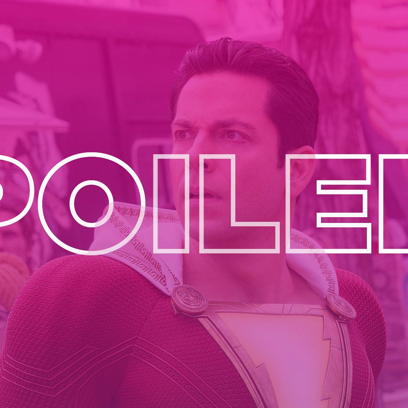 Shazam's post-credits scene: director reveals whose voice we hear - Polygon