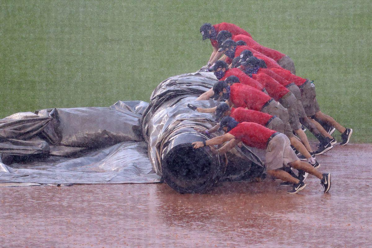 MLB: Baltimore Orioles at Washington Nationals