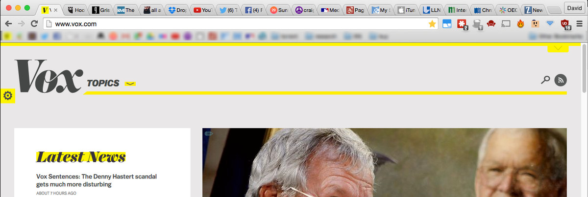 I have 227 browser tabs open, and my computer runs fine