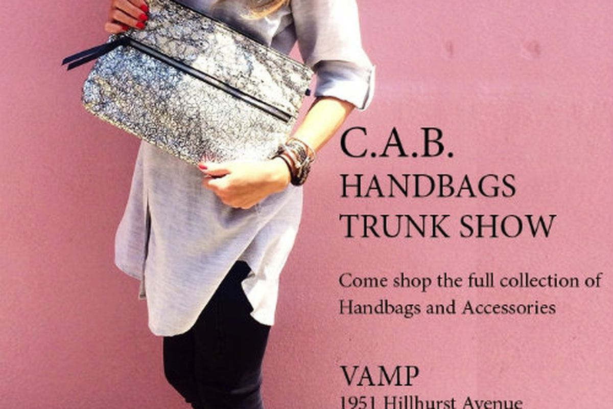 Flyer: C.A.B. Collection