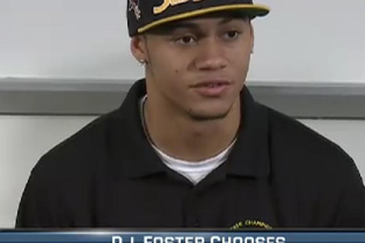 DJ Foster Screen