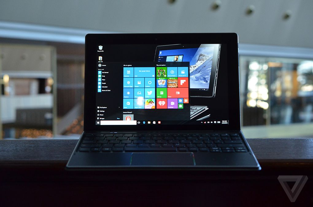 Lenovo budget notebooks and tablets 2016 hands-on