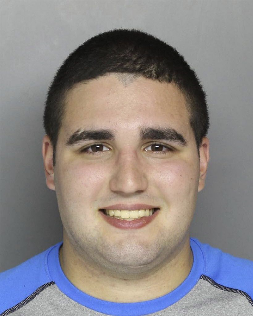 Cosmo DiNardo was arrested on Monday, July 10, 2017. | Bucks County District Attorney's Office via AP