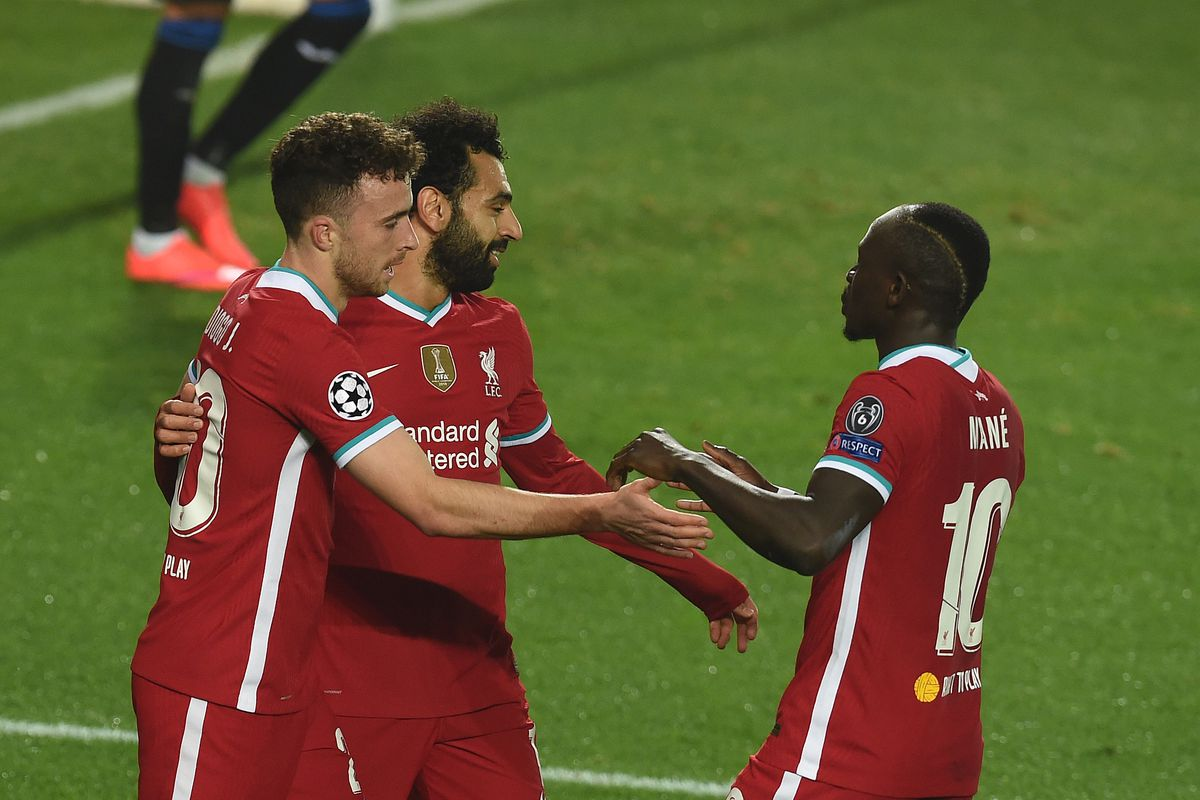 atalanta 0 liverpool 5 man of the match the liverpool offside atalanta 0 liverpool 5 man of the