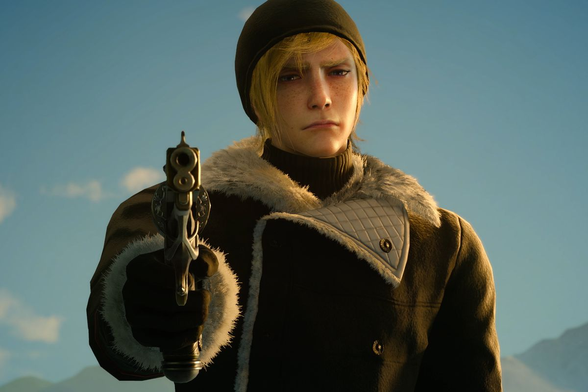 final fantasy xv s new episode is like a brief thrilling action