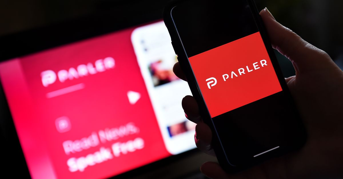 Parler is gone for now as Amazon terminates hosting thumbnail