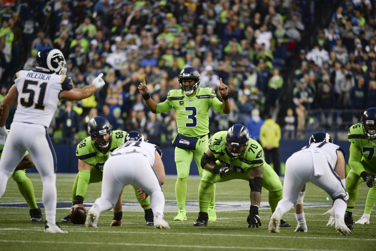 Sunday Night Football Seattle Seahawks Los Angeles Rams Live Thread Game Information The Phinsider