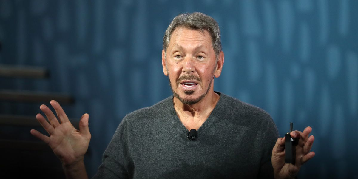 Oracle billionaire Larry Ellison has shut down his foundation - Vox
