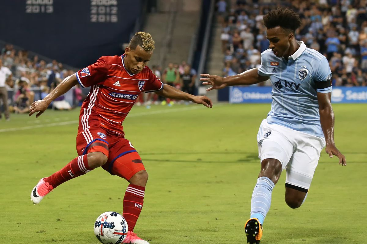 SOCCER: JUL 11 US Open Cup - FC Dallas at Sporting Kansas City