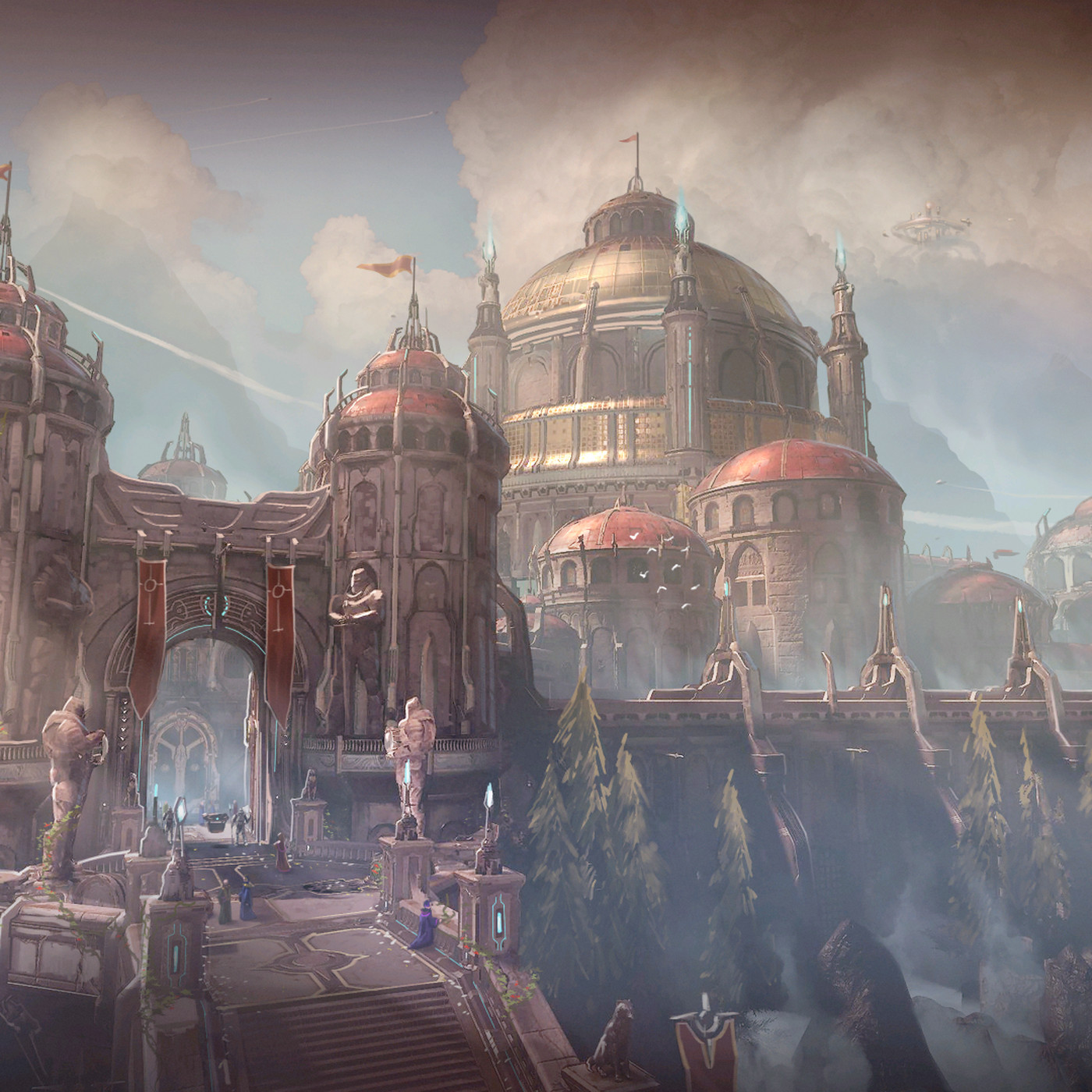 Doom Eternal Secrets Taras Nabad Maps And Locations Guide Polygon