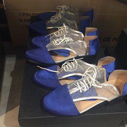 Flats, $50