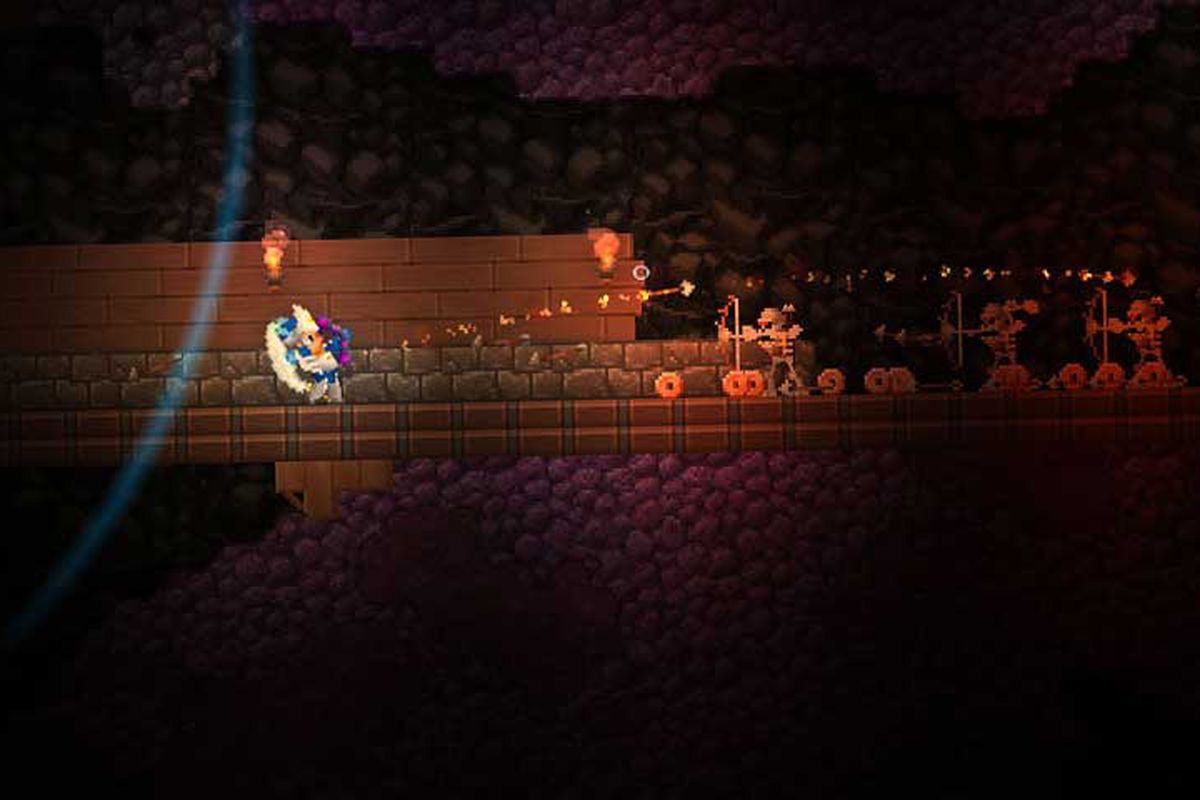 Terraria: Otherworld will include tower-defense gameplay - Polygon